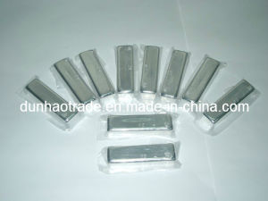 SGS/Indium Ingots, 4n, 4n5, 5n with Factory Price