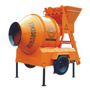 Movable Concrete Mixer, Mini Concrete Truck (JZM250) pictures & photos
