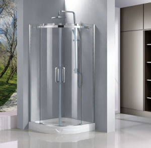 Quadrant Shower Door/Shower Enclosure/Glass Shower Room Factory