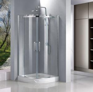 Quadrant Shower Door/Shower Enclosure/Glass Shower Room Factory pictures & photos