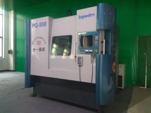 Super Micro Hole Precision Processing EDM Drilling Machine with Taiwan Made pictures & photos