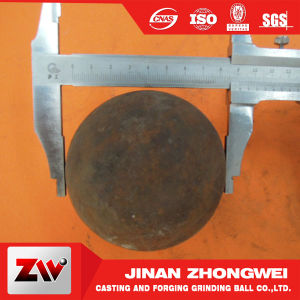 Cost Effective 20-150mm 60mn Grinding Media Steel Ball pictures & photos