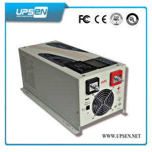 Wind Power Inverter with Pure Sine Wave and 12V 24V 48V DC Voltage pictures & photos