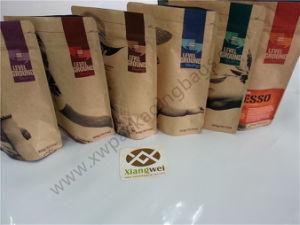 Custom Paper Packaging Bag with Zipper
