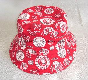 Floral Cotton Bucket Hat/Sunhat pictures & photos