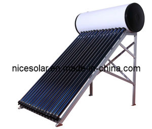 Compact High Pressure Solar Water Heater 130L