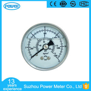 50mm All Stainless Steel Wika Type Manometer pictures & photos