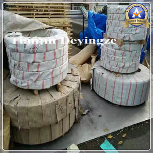 304 Stainless Steel Strip Can Customer′s pictures & photos