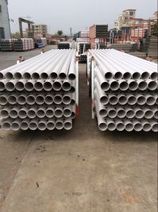160*6.2mm 1.0MPa for Water Supply PVC Pipe