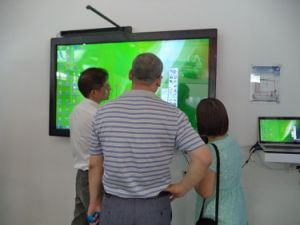Armbox -Mounted to Wall, Smart Digital Whiteboard pictures & photos