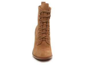 Lace up Brown Wholesale High Heel Lady Shoes (HT10020-4) pictures & photos
