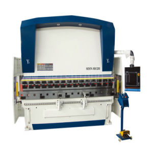 Cheap Hydraulic Press Brake for Cutting Metal Palte (WC67Y-63X2500) pictures & photos