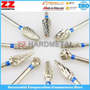 Good Wear Resistance Tungsten Cemented Carbide Burr Cutter Tungsten Caribde Products pictures & photos