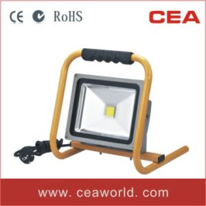 50W Portable LED Floodlight with CE Certification pictures & photos