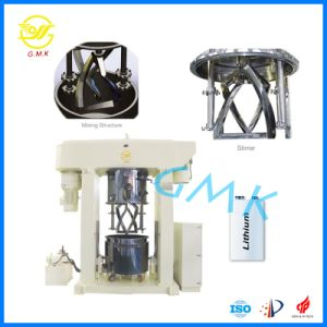 Lithium Ion Polymer Machine Battery 100L Double Planetary Disperser Mixer pictures & photos