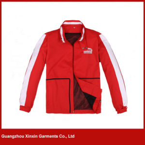 Factory Wholesale Cheap Custom Jacket Coat with Your Own Logo (J164) pictures & photos