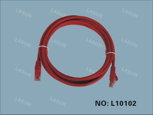 Patch Cord/Molded Patch Cable (UTP) / UTP Patch Leads