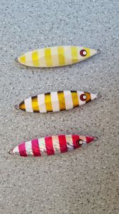 Big Weight Lead Lure Jig Lure pictures & photos