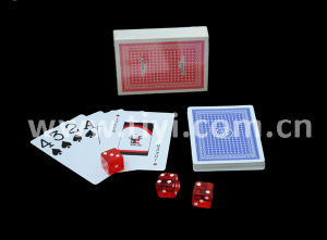 Plastic Playing Cards/Poker