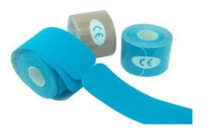 Fashion High Quality Sports Kinesiology Therapy Tape pictures & photos