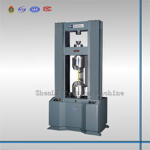 Electronic Universal Testing Machine (600kN) pictures & photos