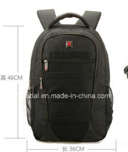 "16"" 1680d Polyester Swiss Gear Business Laptop Rucksack Bag pictures & photos"
