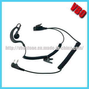 Popular Two Way Radio Headset (VB-139) pictures & photos