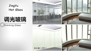 Low Priced Smart Glass with Clear to Opaque Appearance pictures & photos