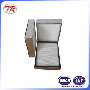 China Filter Supplier Folding Frame Air Filter pictures & photos