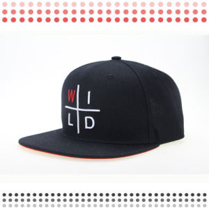 New Style Leather Snapback Sports Caps pictures & photos