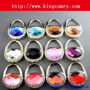 Various Crystal Stones Bag Purse Hanger/Bag Holder/Purse Hook pictures & photos