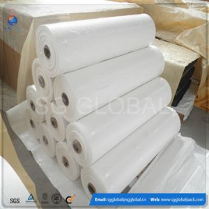 100GSM White Coated PP Woven Bale Fabric with UV pictures & photos