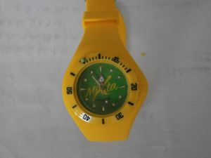 Silicone Women Watch pictures & photos