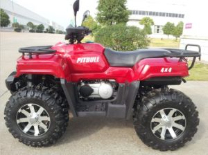 Gas Power Street Legal 400cc ATV for 4*4 (JA 400AUGS-1) pictures & photos