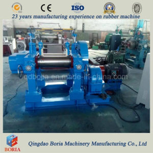 Rubber Machinery/Rubber Two Roll Mixing Mill Machine pictures & photos