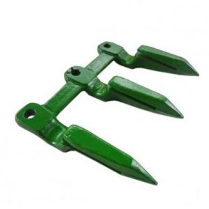 Jd Rice Cutter Combine Harvester Finger Forged pictures & photos