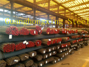 JIS SD390 G3112, Hot Rolled, Steel Rebar pictures & photos