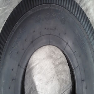 High Speed Steady Tyre 4.00-8 Motorcycle Tube Tyre pictures & photos