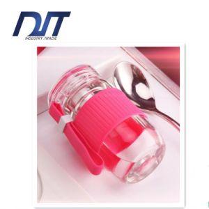 Creative Portable Leak Proof Glass Bottle for Children Custom Design pictures & photos