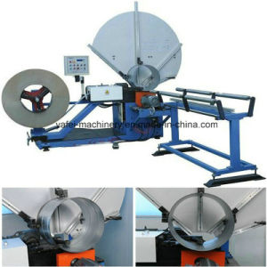 Spiral Tube Forming Machine for Round Air Duct Making pictures & photos