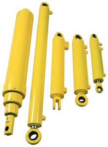 Hydraulic Cylinder for Environmental Vehicle pictures & photos