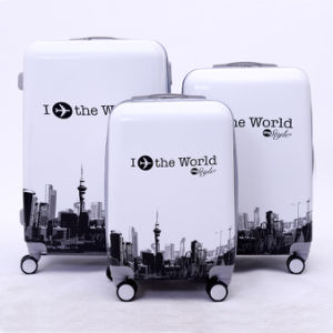 Printing Luggage/Hot Selling Suitcase/Trolley Case