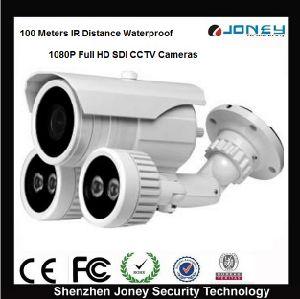 Outdoor 1080P Full HD Sdi IR Camera IR Distance 100 Meters pictures & photos