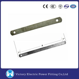 Galvanized Flat Steel Brace/Flat Crossarm Braces pictures & photos
