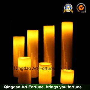 Flameless LED Scented Pillar Candle--Diferent Sizes pictures & photos