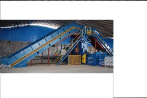 Big Automatic Waste Balers (KHM-200 -45KW*2)