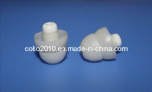 Milk Color Two Flanges Music Earplugs pictures & photos