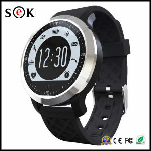 Sek Bluetooth 4.0 Waterproof IP68 Fitness Tracker Smart Watch with Heart Monitor pictures & photos