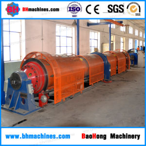 Copper Conductor Cable Wire Tubular Stranding Machine pictures & photos