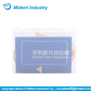Nontoxic PVC Material Dental X-ray Film Positioner pictures & photos